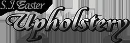 SJ Easter Upholstery Logo